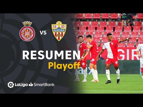 Resumen de Girona FC vs UD Almería (3-0)