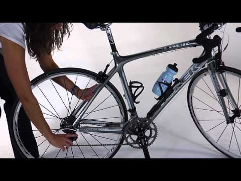 Trek - Taking off back wheel tips