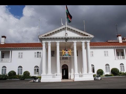 LIVE: Swearing in of Cabinet nominees at State House