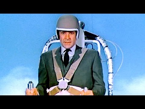 Top 10 James Bond Escapes