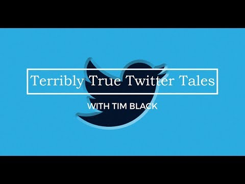 Terribly True Twitter Tales with Tim Black *Special Guest: @GeoffMiami#TBANShttps://wwwe.