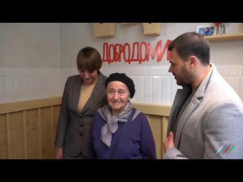 Эмин Агаларов открыл в Москве социальное кафе для пожилых людей «Добродомик»