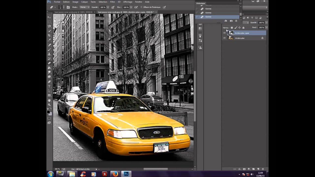 Effet de couleurs avec Photoshop - wks.fr