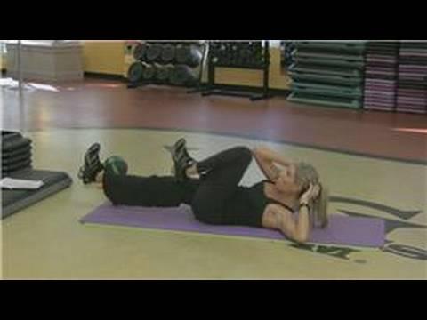 Abdominal Exercises : Flat Stomach Workout Plan