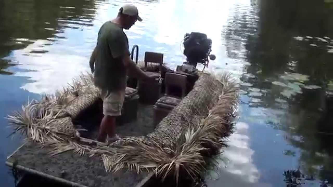 Gator Trax Marsh Series - YouTube