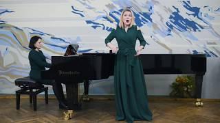 Maryana Bereziak - ''J'ai perdu mon Eurydice'', opera ''Orphee et Eurydice'' - Ch.  Gluk
