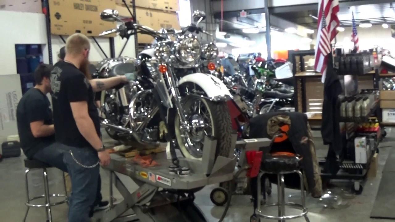 Rice Lake Harley Davidson Service Department Forrrr Evvvv Errrr