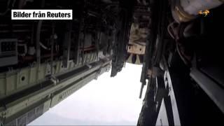 Ryssland i bombräder mot flera IS-mål
