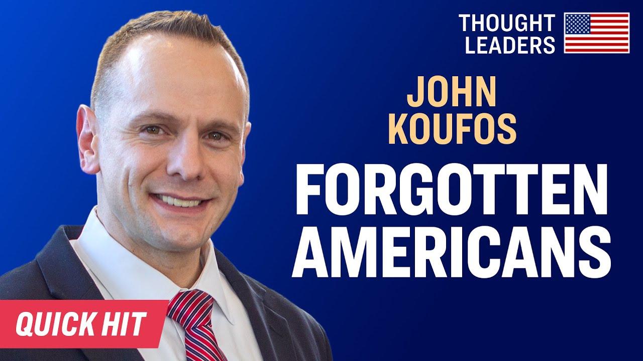 Reducing Crime & Helping Former Inmates Reclaim the American Dream—John Koufos [CPAC 2020]