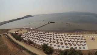 NOVITA' DEL 2013 !!! TALAMONE CAMPING VILLAGE VIDEO DALL'ELLICOTTERO