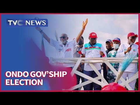 Sanwo-Olu Solicits Support For Akeredolu's Re-election