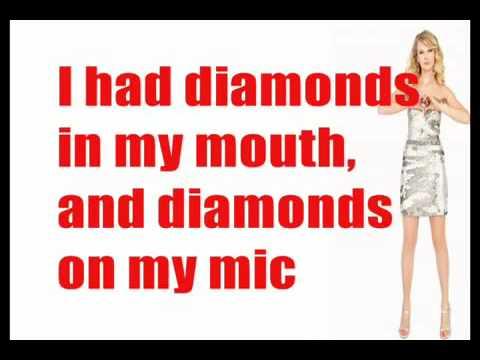 Taylor Swift - Thug Story (Lyrics on Screen)