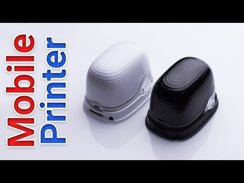 Mobile Printer | Printer For Smartphones | Portable Printer ✅