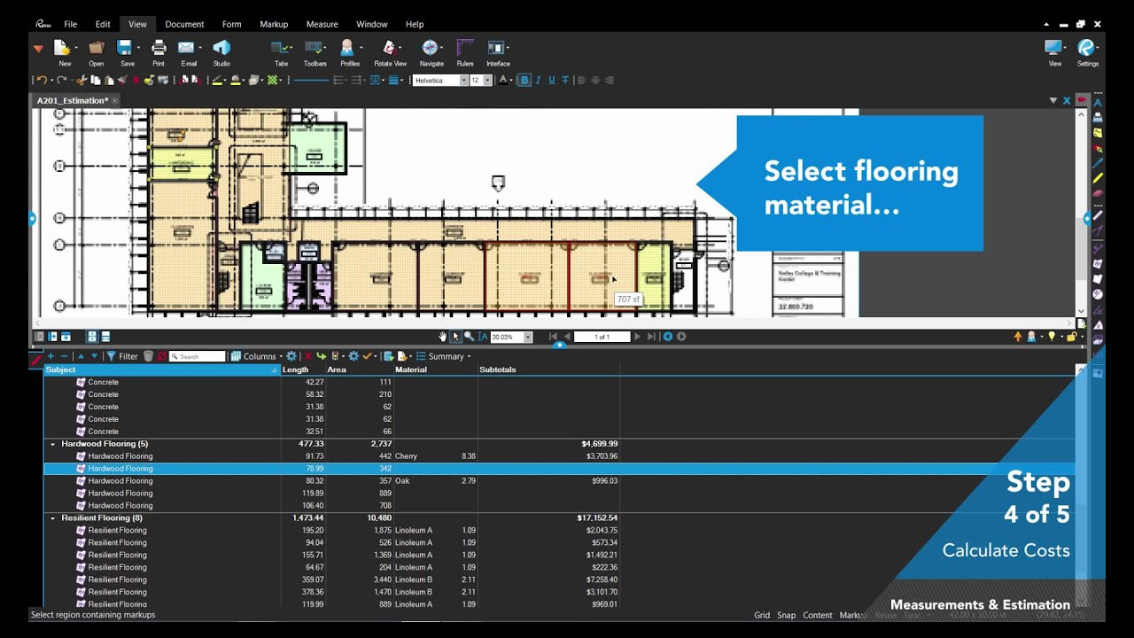 5 Easy Bluebeam Workflows You Should Learn, Part 1
