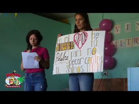 Bringing hope and love to the Children   Metro Ministries Costa Rica
