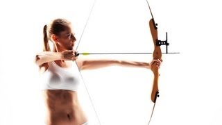 How to Exercise for Archery | Archery Lessons