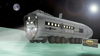 KSP: Extraplanetary Crew-Transport!