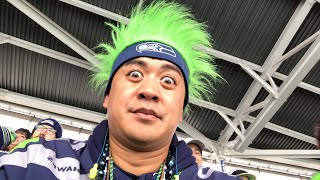 Reacting LIVE to the Seahawks-Rams game 2nd Qtr