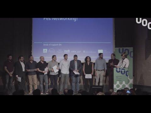 UOC: Crònica de la Jornada anual d'emprenedoria i la transferència de coneixement SpinUOC 2018