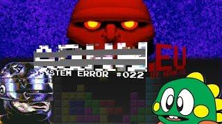 System Error #022: Sześcian, Kula, Czworościan