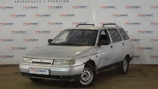Lada 2111 с пробегом 2002 | Автомобили с пробегом ТТС Уфа