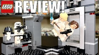 LEGO Star Wars 2019 Death Star Escape Review! Set 75229!