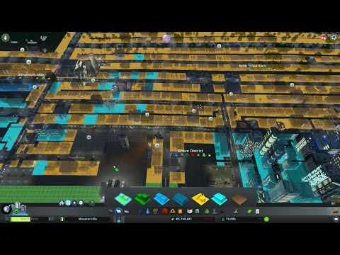 Cities Skylines - Surviving Mars Radio - Gameplay - Part 3
