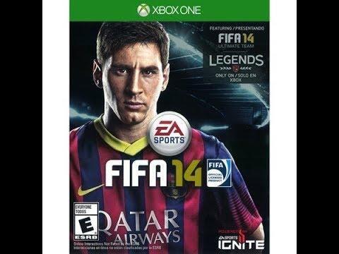 FIFA 2014 XBOX ONE REVIEW RESEÑA ESPAÑOL LATINO