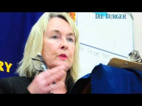 June Steenkamp gesels by St Dominic's