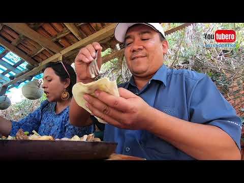 Restaurante la Rueda Tejutepeque Cabañas El Salvador