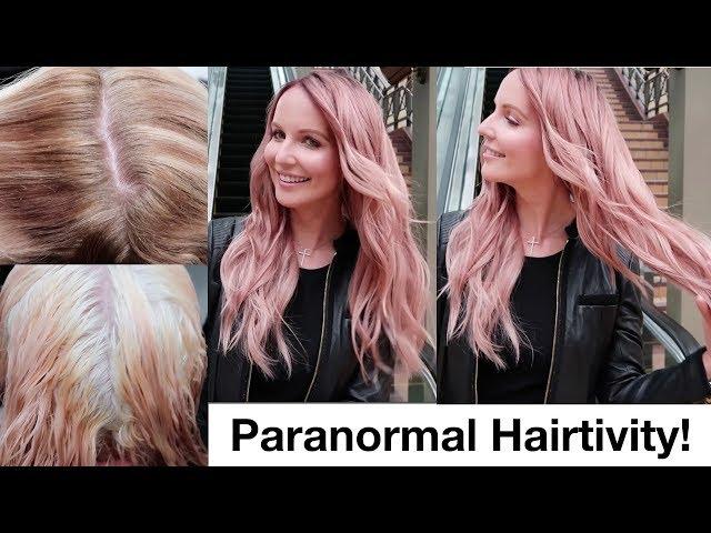 Paranormal Hairtivity!