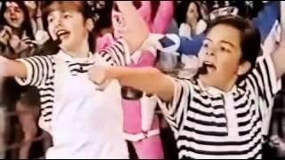 Sandy & Junior - O Universo Precisa de Vocês(Power Rangers)