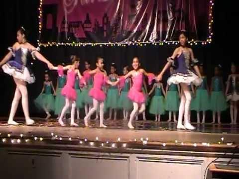 Ballet Long Island's 2011 recital finale!!!