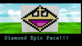 Roblox Pixet Art Ep. 1 Ball da li aka EPIC FACE Song