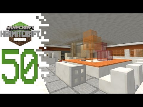 Hermitcraft (Minecraft) - EP50 - Conference Room