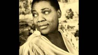 Bessie Smith & James P. Johnson (Black Water Blues, 1927) Jazz Legend