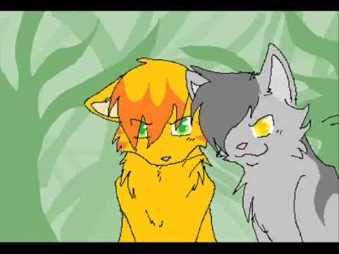 Moving Warrior Cat Picture