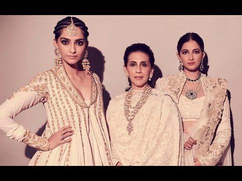 Rhea Kapoor Credits Mother Sunita Kapoor For Her and Sonam Kapoor's 'Fashion Bug'   SpotboyE Mp3