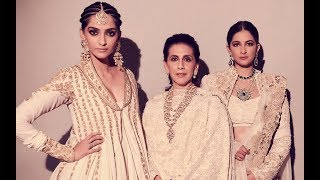 Rhea Kapoor Credits Mother Sunita Kapoor For Her and Sonam Kapoor's 'Fashion Bug' | SpotboyE