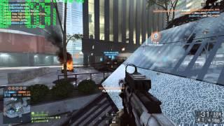 Battlefield 4 PC GTX 980Ti /ASUS MG279Q 1080P 144Hz