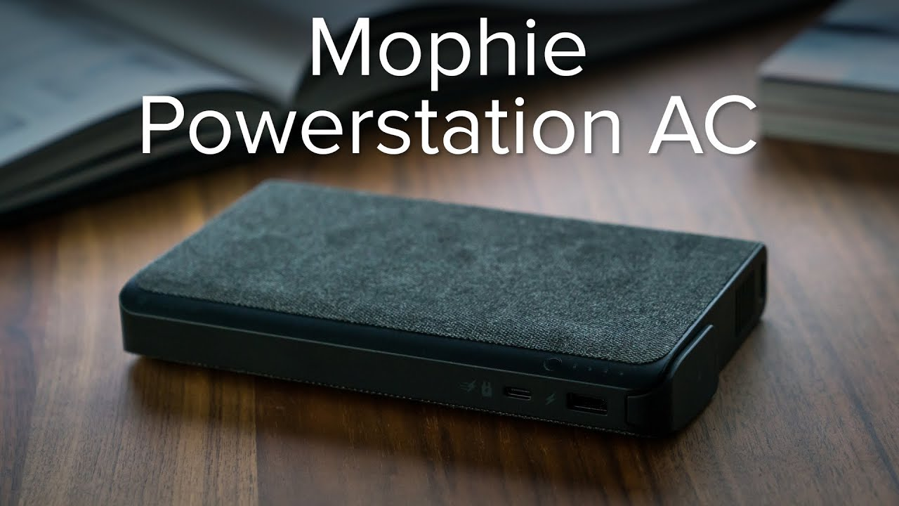 buy online b916a 586ae Mophie Powerstation AC review