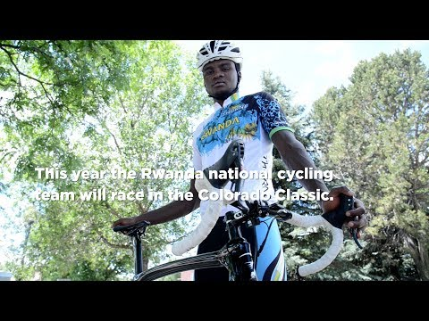 Rwanda national cycling team will race in the Colorado Classic