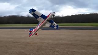 """Extreme Flight 91"""" Yak 54"""