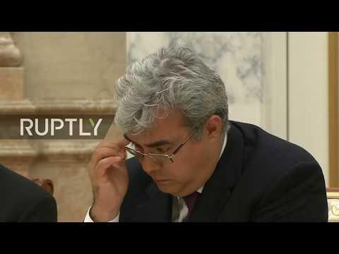 Live: Putin makes press statement in Minsk