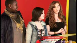 The Glee Project - Meet The Contenders Part 1