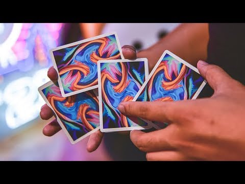 Ultra Playing Cards by Toomas Pinston - Magicland.se