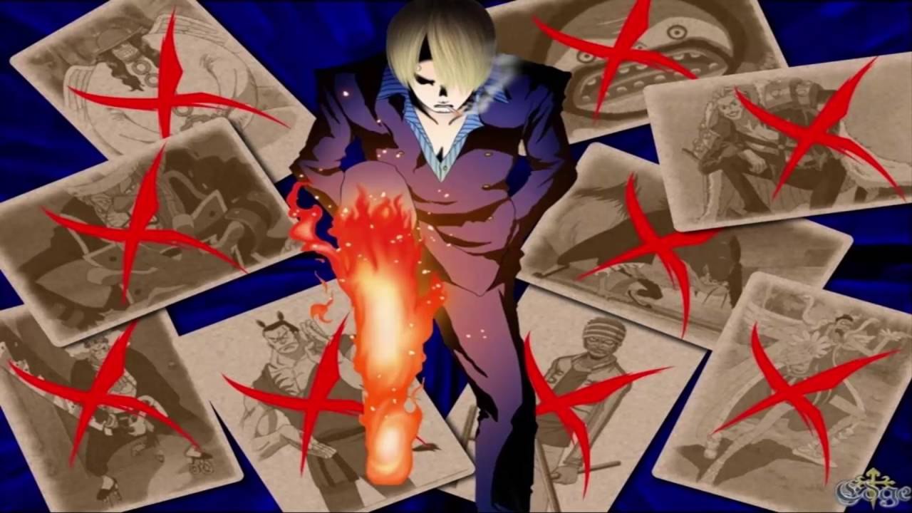 Theorie One Piece La Mort De Sanji Youtube