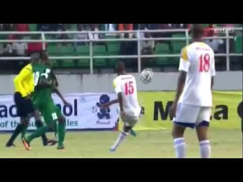 Nigeria vs Swaziland  World Cup Qualifier  2 0