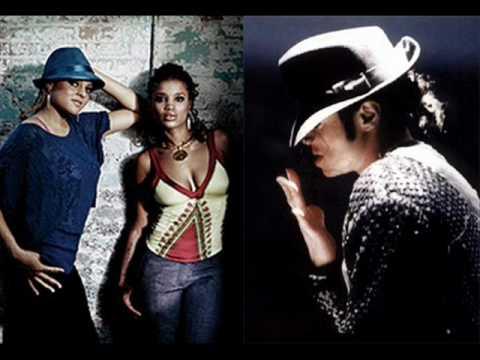 Floetry / Michael Jackson - Butterflies