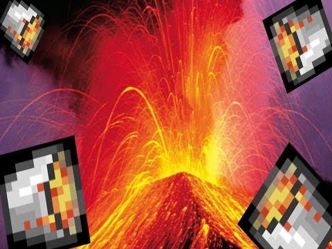 MINECRAFT TUTORIAL: INFINITE LAVA SOURCE (1.7.4) WORLD PREMIERE!!!!! (GER)